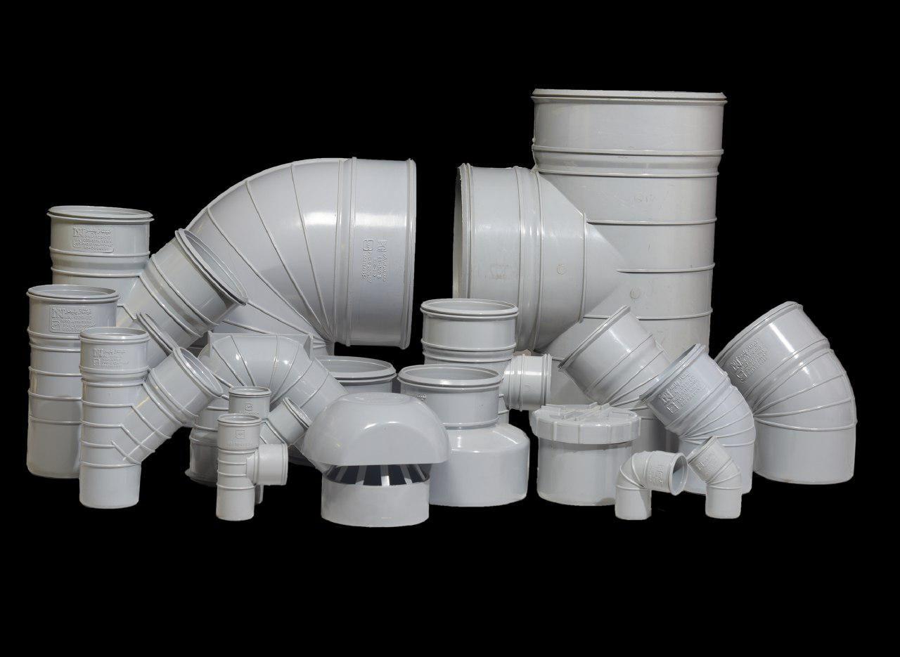 تصویر محصولات لوله پلیکا شرکت نیکتاز پلیمر آذین